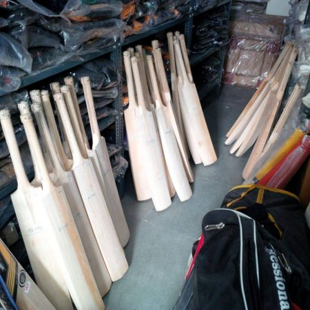 Match Ready (Oiling, Knocking and Ready for Match)
