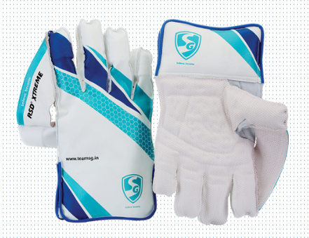 SG RSD EXTREME Cricket Wicket Keeping Gloves 2019