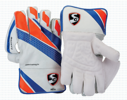 SG LEAGUE Cricket Wicket Keeping Gloves 2019