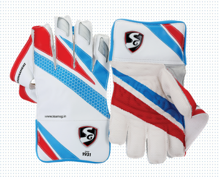 SG Tournament Cricket Wicket Keeping Gloves 2019