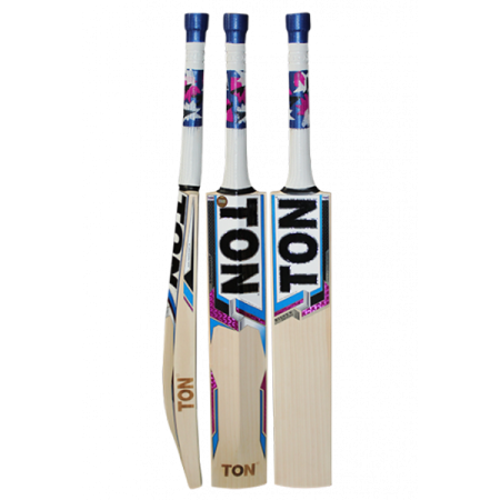 TON SILVER EDITION English Willow Cricket Bat