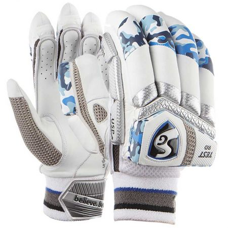 SG Test RO Cricket Batting Gloves
