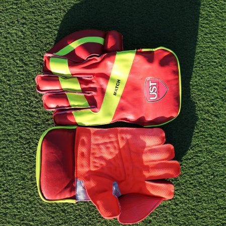 UST Match Cricket Wicket Keeping Gloves