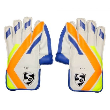 SG R-17 Cricket Wicket Keeping Gloves