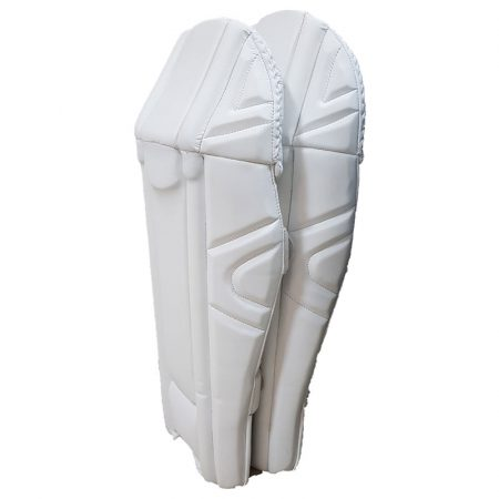 Plain Player Series Style Cricket Wicket Keeping Pads